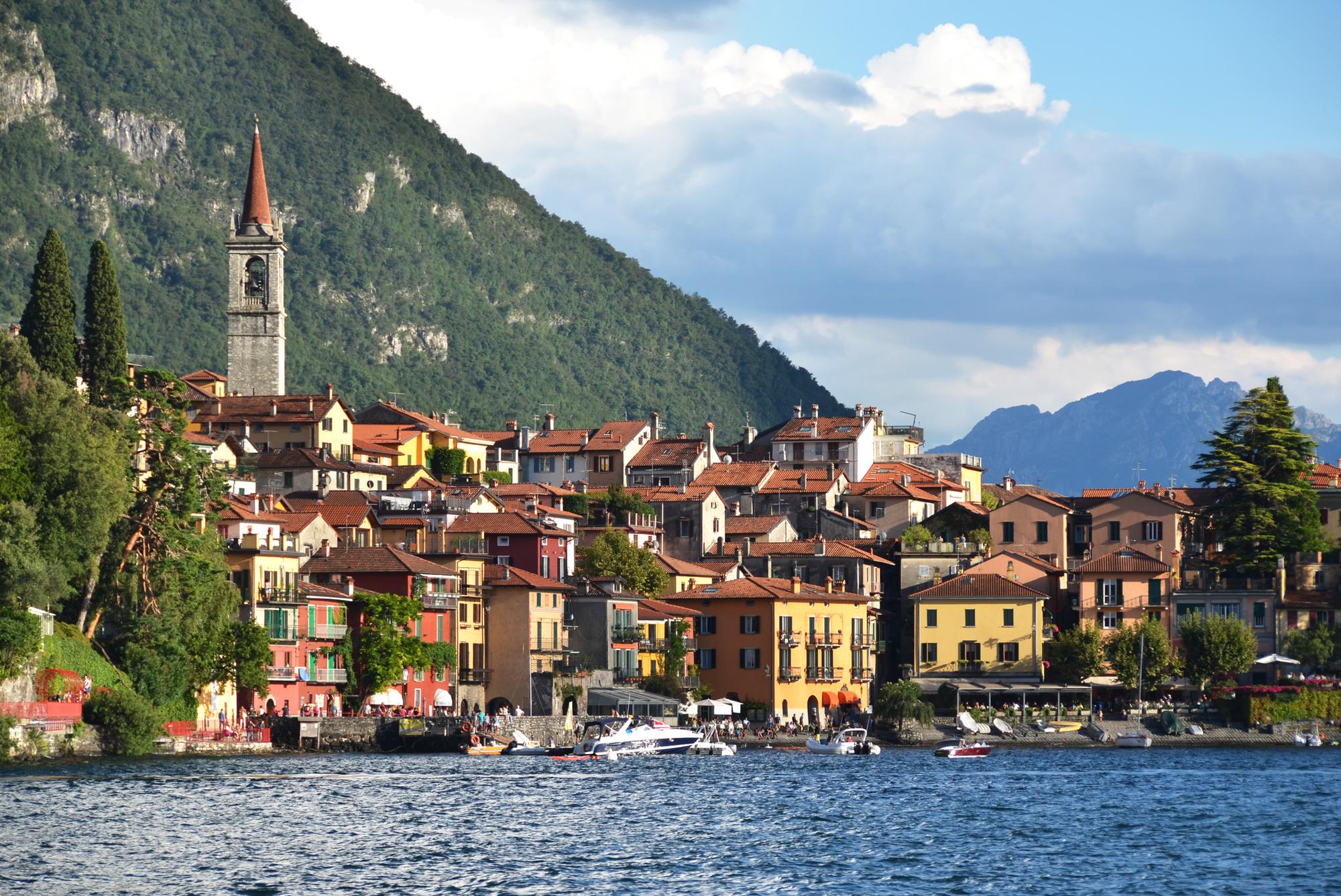 Lago di Como   Adria Holidays