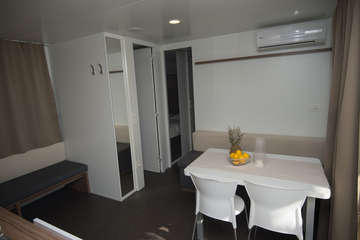 poseidon mobile home resort adria holidays. Black Bedroom Furniture Sets. Home Design Ideas