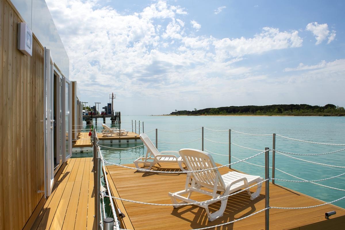 Floating Resort Lignano | Adria Holidays on mobile shipyard, mobile hot tub, mobile swimming pool, mobile restrooms, mobile river, mobile bridge, mobile storage shed, mobile floating deck, mobile island,