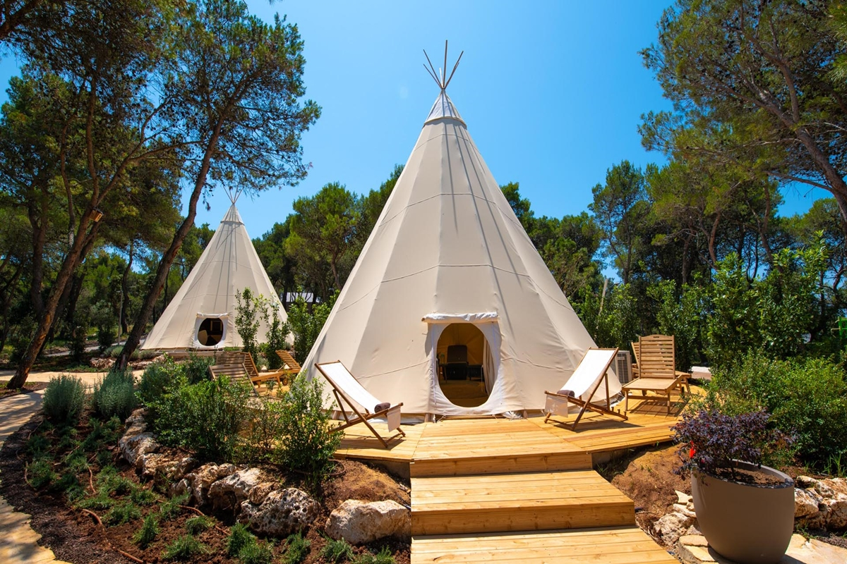 Arena One 99 Glamping Adria Holidays